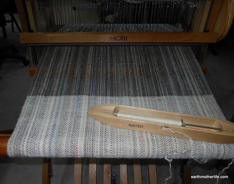 EarthMotherLife Saori Weaving
