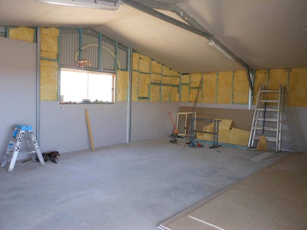 Studio Renovation, EarthMother Designs Studio